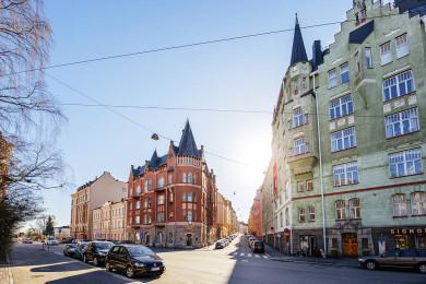 Wiosna w Helsinkach