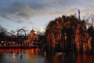 Ogrody Tivoli w Kopenhadze