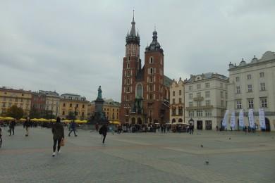 Jesień w Krakowie