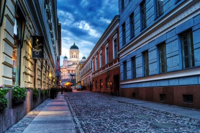 Stolica Finlandii – Helsinki