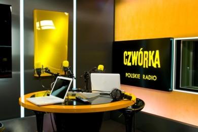Radiowa Czwórka i Targi Książki w Krakowie