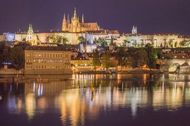 Praga śladami Karola IV