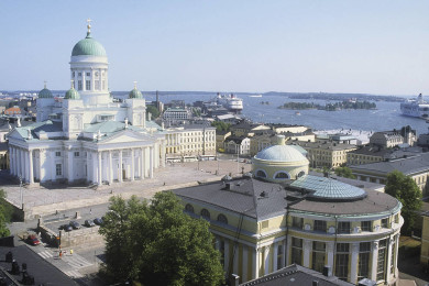 Helsinki – stolica Finlandii