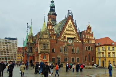 Wrocław i Równoleżnik Zero