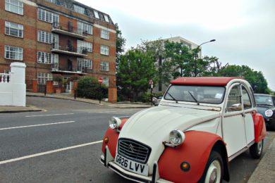 Nothing Hill w Londynie
