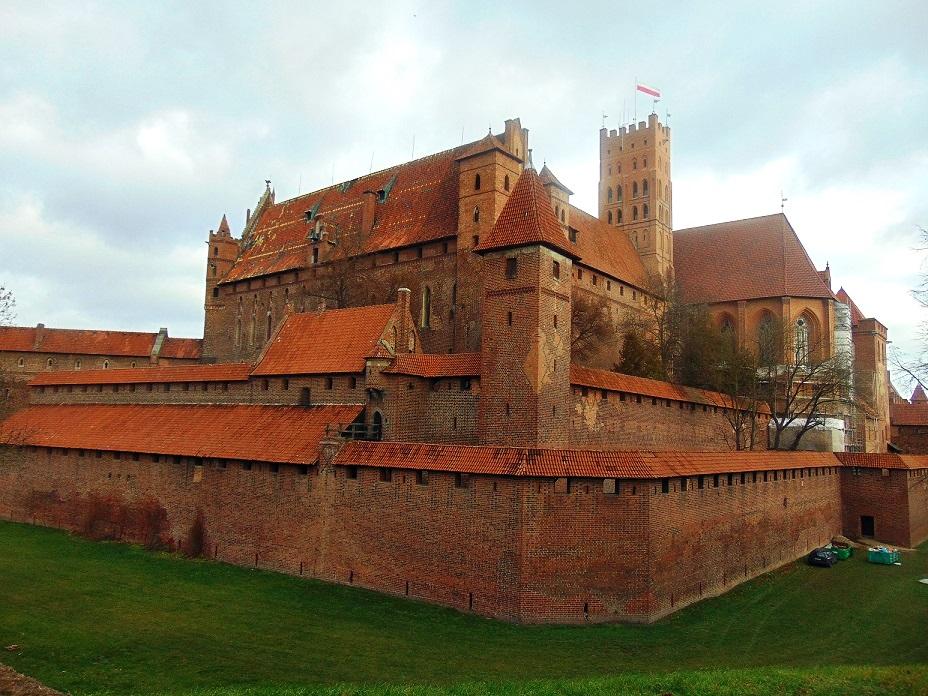 Polskie miasta - Malbork