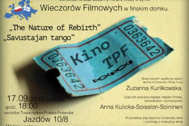 Wieczór Filmowy w Towarzystwie Polska – Finlandia
