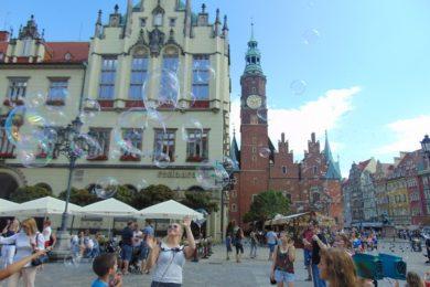 Jesienny city break – polskie miasta