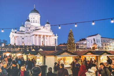Helsinki Christmas Market 2016