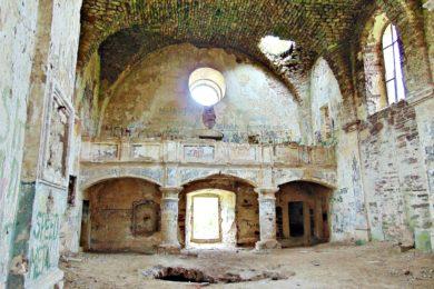 Czerwonogród – opuszczona osada