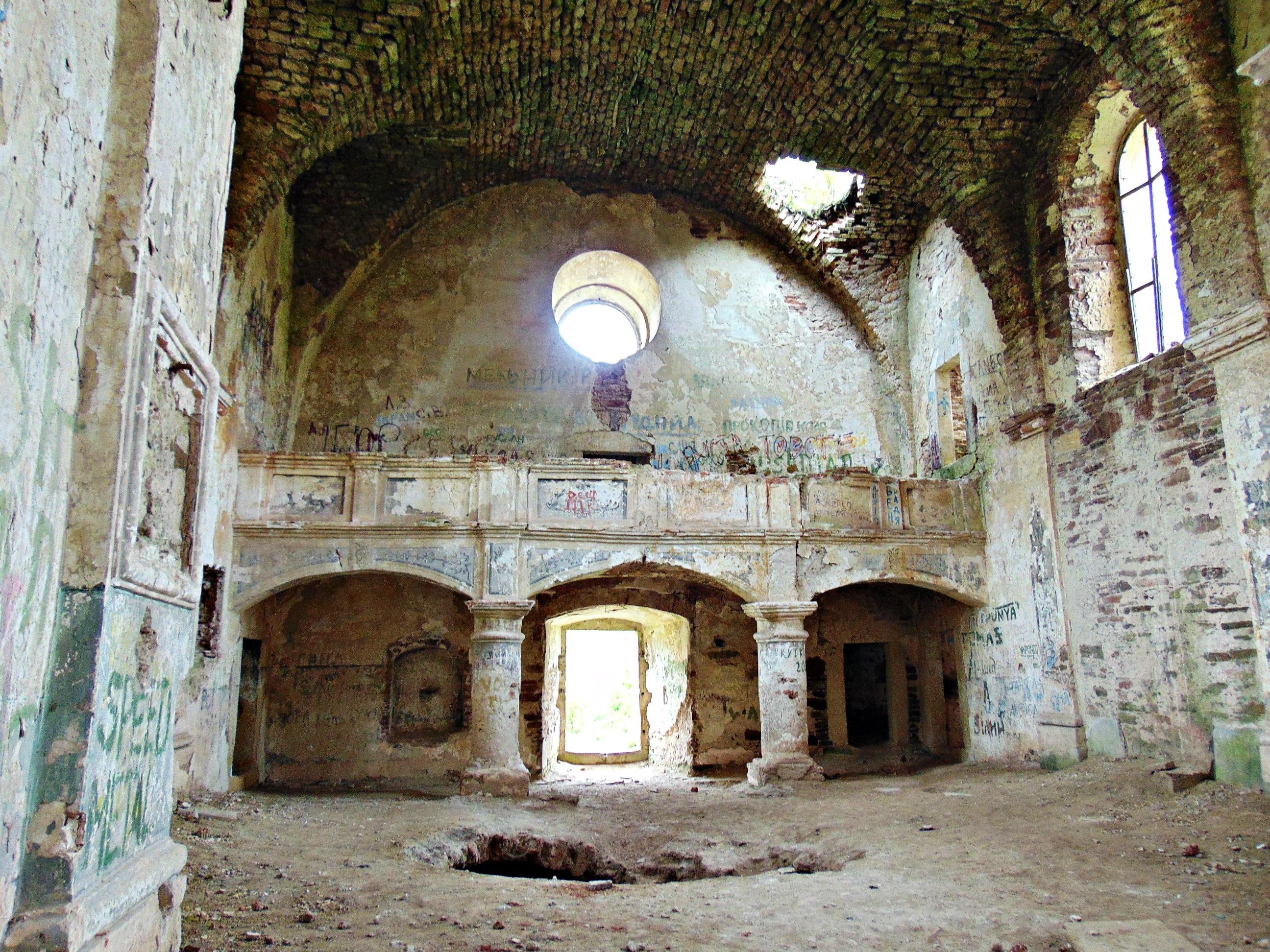 Monaster w Bakocie