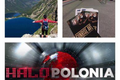 Zobacz mnie w programie Halo Polonia