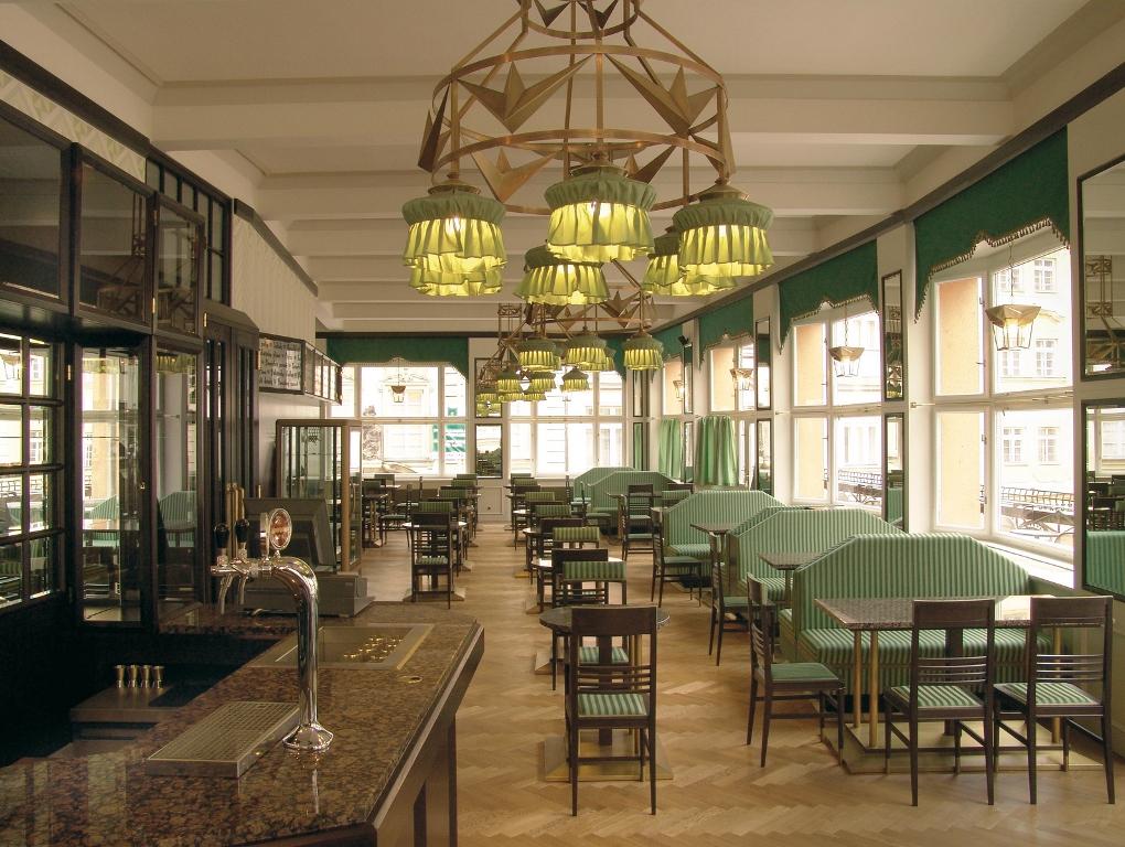 Kawiarnie w Pradze