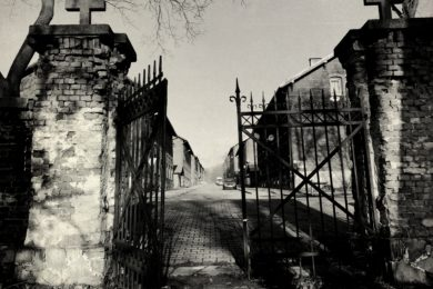 Zabrze na czarno-białych fotografiach