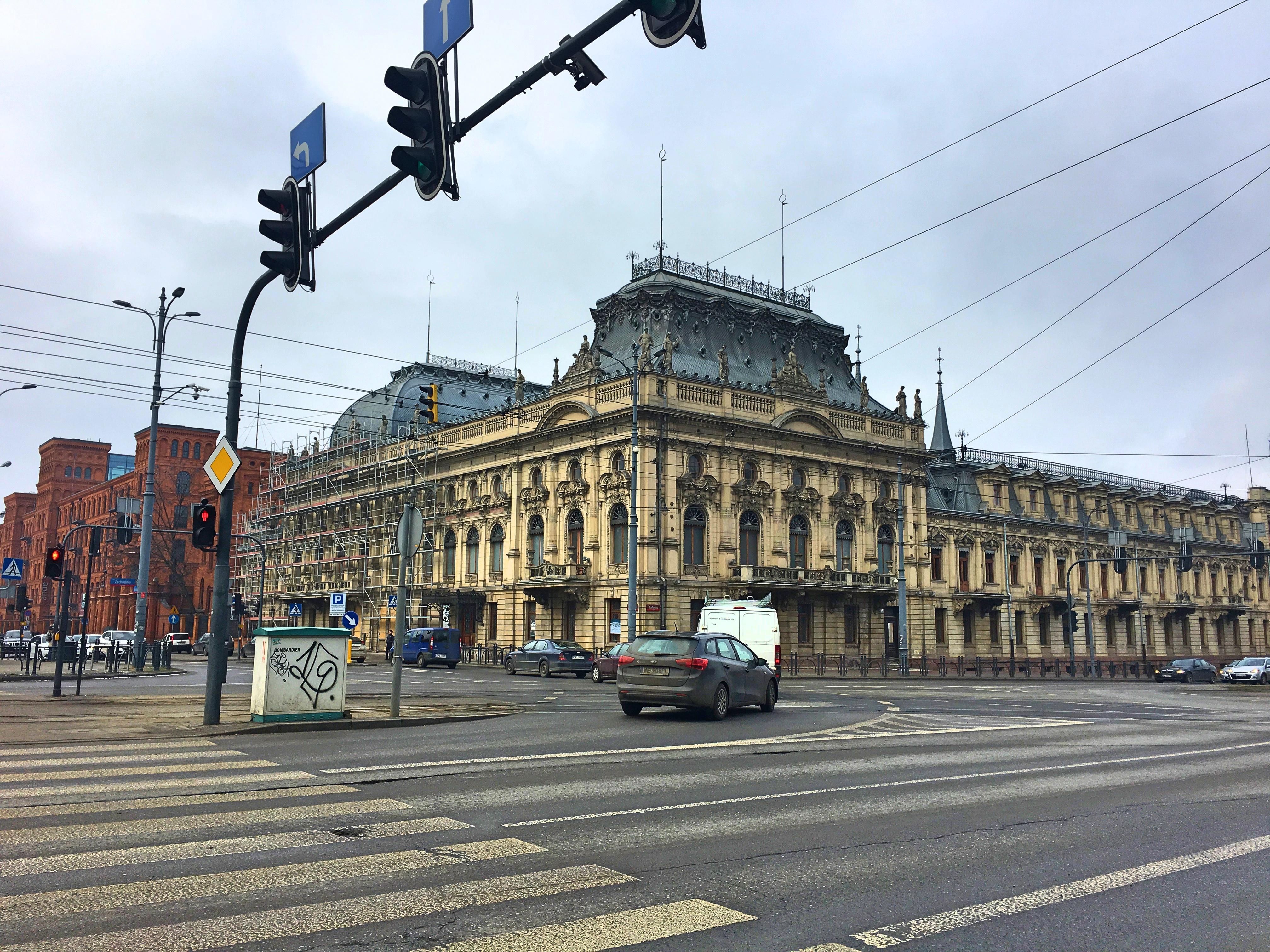 Pałac Poznańskich