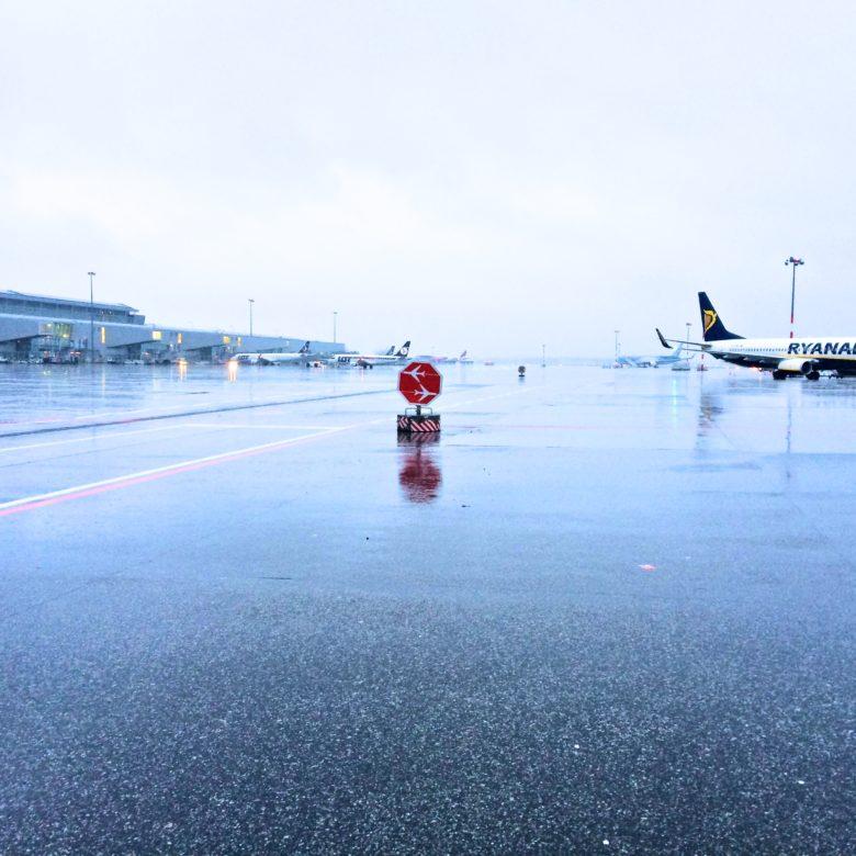 Wznowienie lotów międzynarodowych