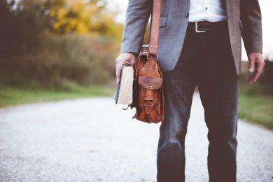 Męska stylizacja w podróży