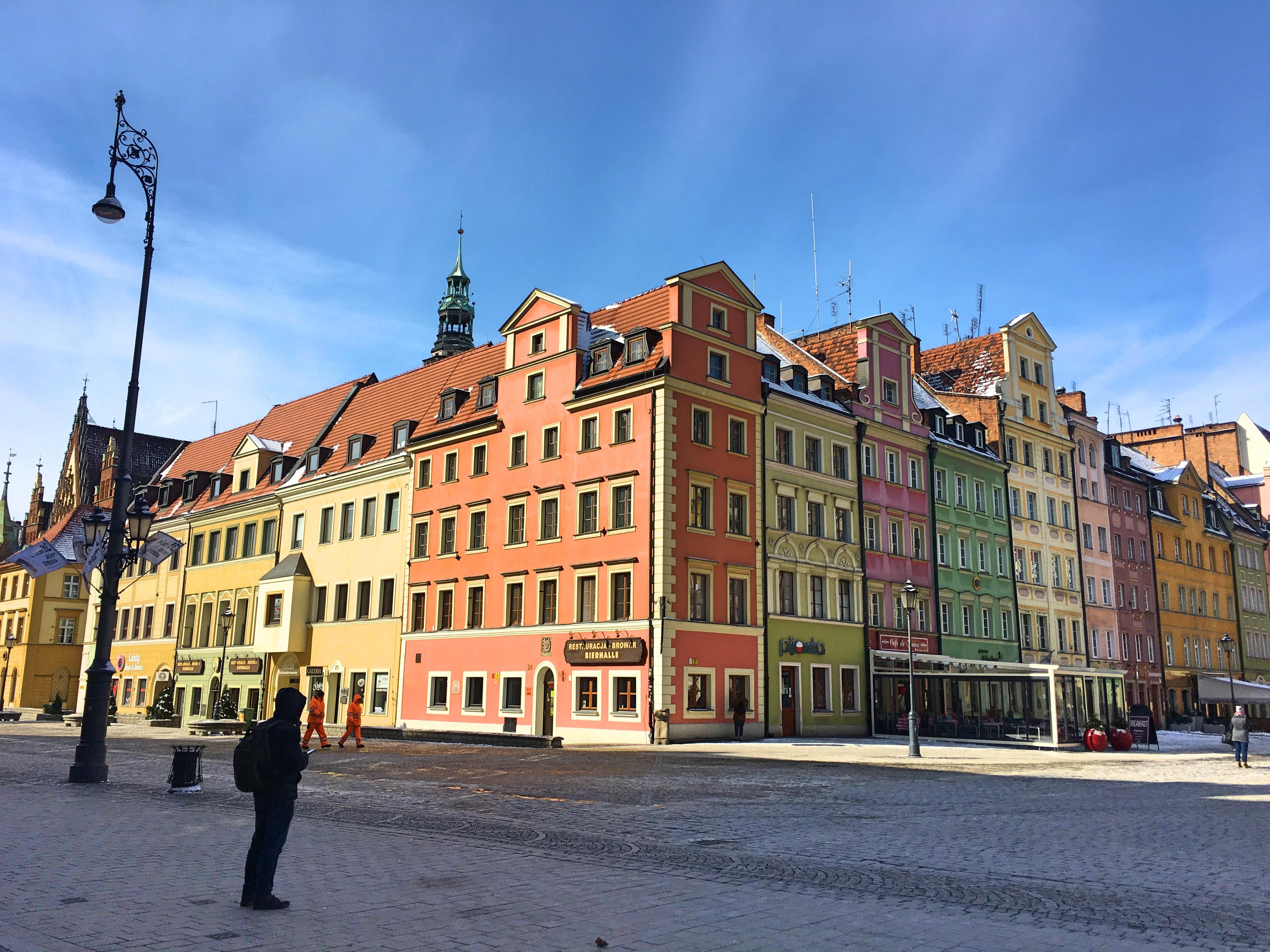 Wrocławskie inspiracje