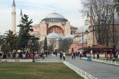 Hagia Sophia znów jest meczetem