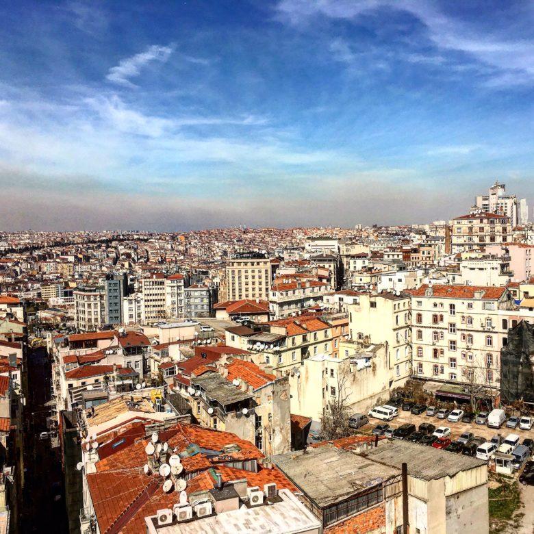 Stambuł - miasto pełne kontrastów