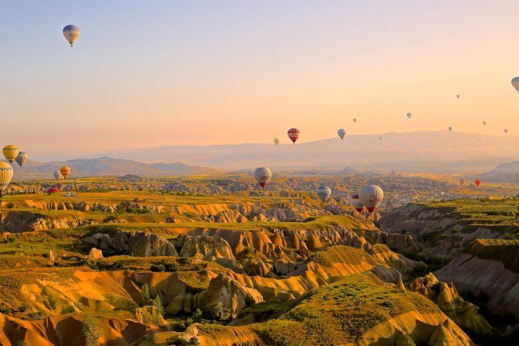Turcja - 5 powodów, dla których warto się tam wybrać