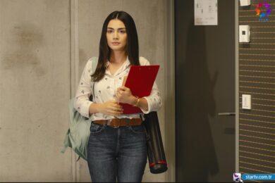 Styl Özge Yağız – jak popularna aktorka ubiera się poza planem?