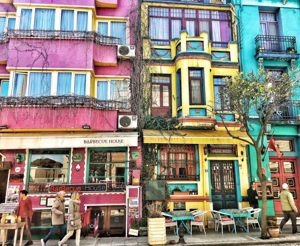 Tureckie seriale w Stambule