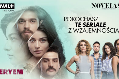 Novelas + nowy kanał z tureckimi serialami dostępny na platformie Canal +