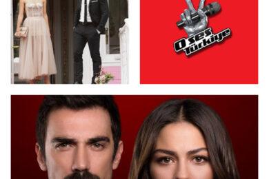 O Ses Türkiye z gwiazdami tureckich seriali!
