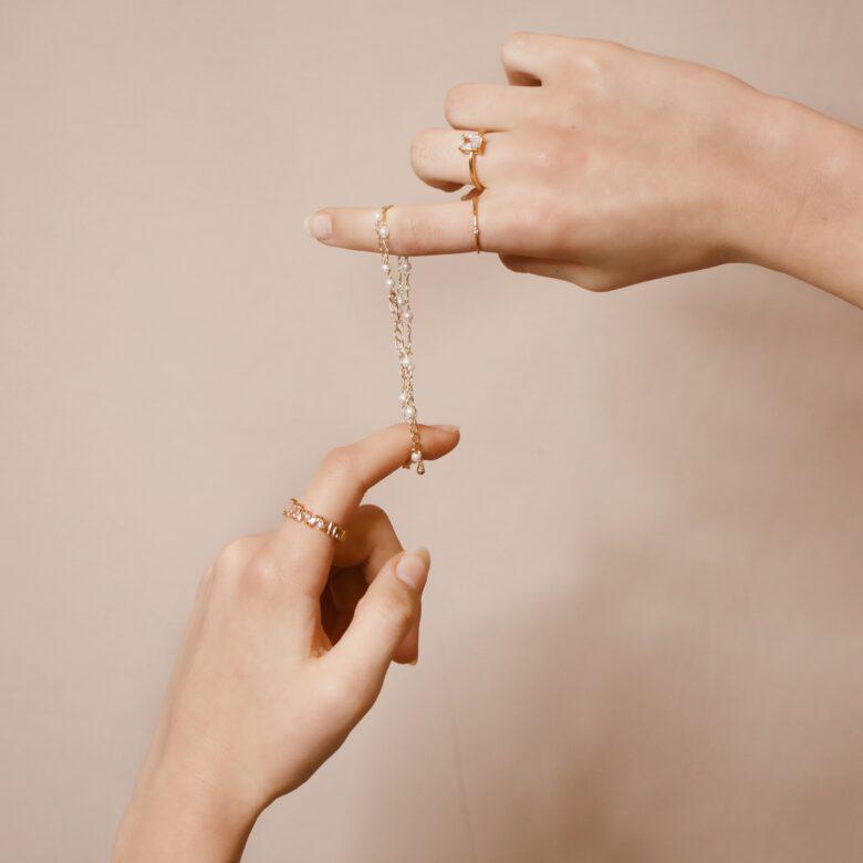 Biżuteria na gwiazdkę